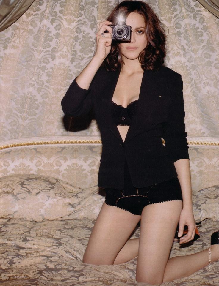 Marion Cotillard Madame Figaro, January 2009