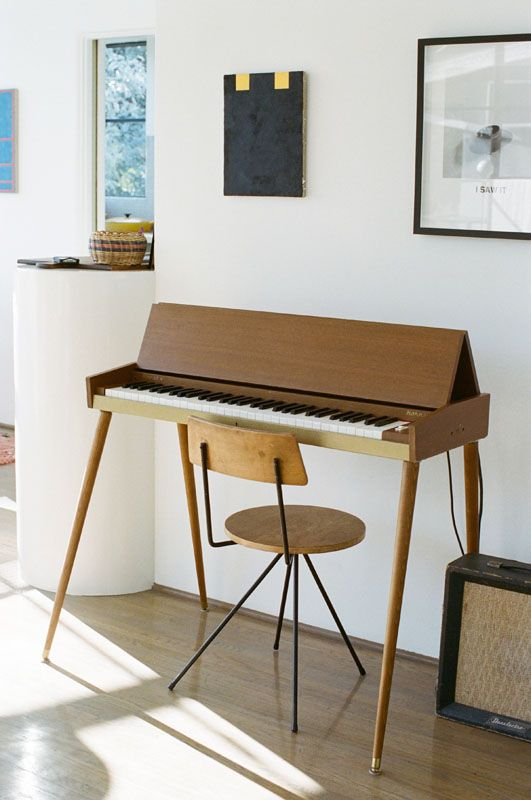 Piano For Entry Room