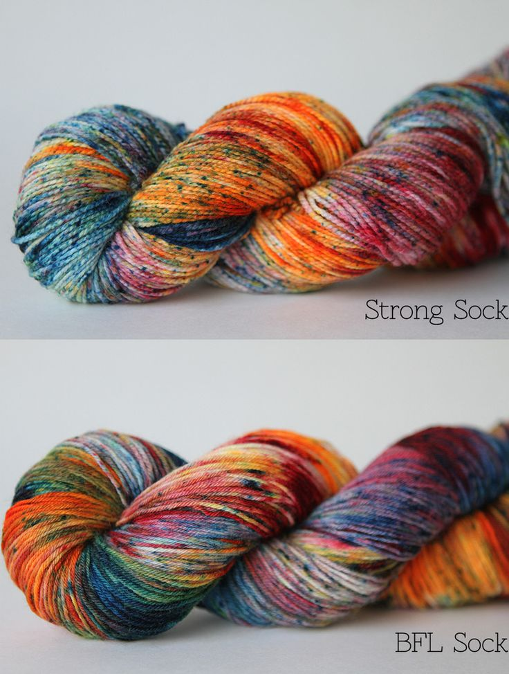 Stimpylab — Serape - Hand Dyed Sock Yarn
