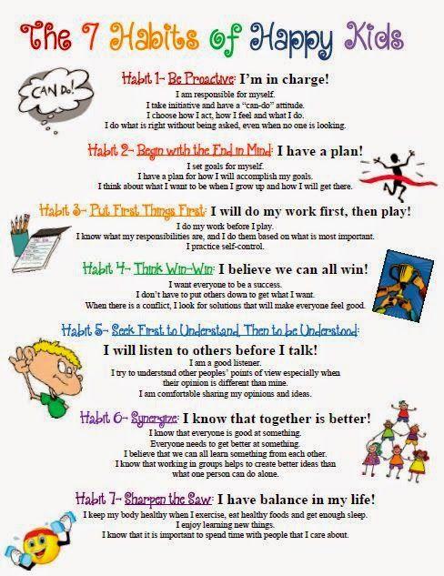 5 habits to build happy and harmonious families