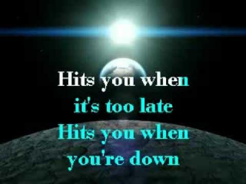 ▶ Bonnie Tyler - It's A Heartache karaoke - YouTube