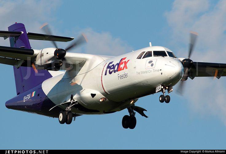 Photo of EI-FXA - ATR 42-320(F) - FedEx (Air Contractors)