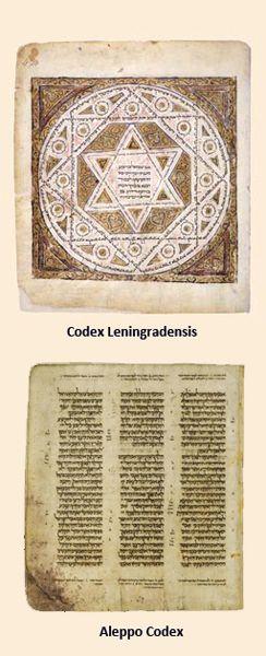 Aleppo Codex | abteilung 3 aleppo codex codex leningradensis aleppo codex codex ...