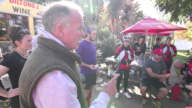 The route from Robertson to Calitzdorp was an arduous, treacherous and emotional journey that required energy, passion and heart. Here is Day 2 of the 2014 Unogwaja Challenge. #Unogwaja2014
