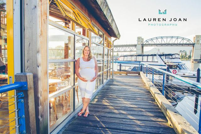 Lauren Joan Photography - Vancouver BC based photographer: Maternity Portraits Granville Island - Vancouver BC Based Photographer
