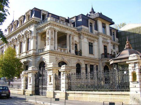 Ghika Gradisteanu Palace, Bucharest