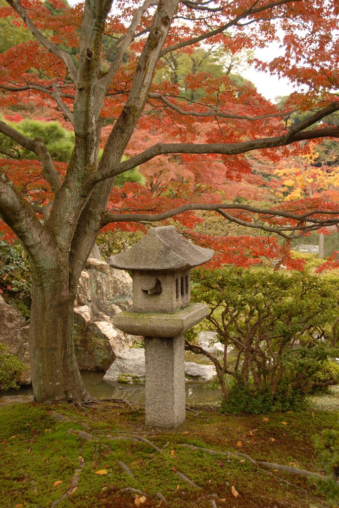 1000 Ideas About Stone Lantern On Pinterest Japanese Stone Lanterns Japanese Gardens And