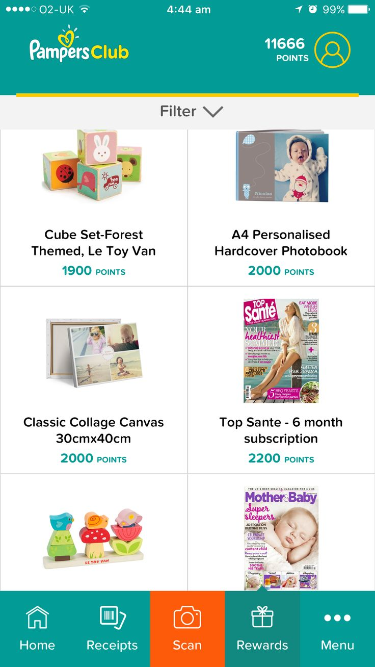 Pampers Baby Club App – Mum's The Word