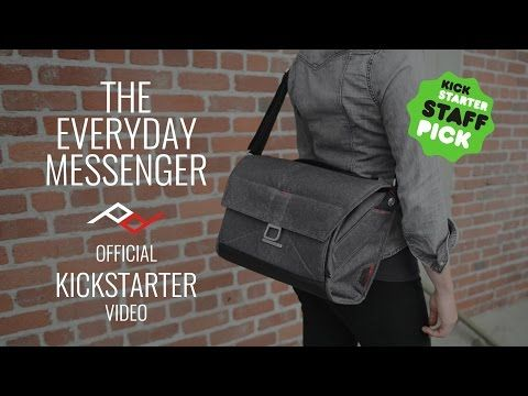 The Everyday Messenger by Peak Design » Review