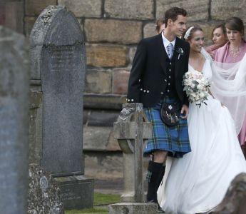 Энди Мюррей дает рецепты счастливого брака | Head News
