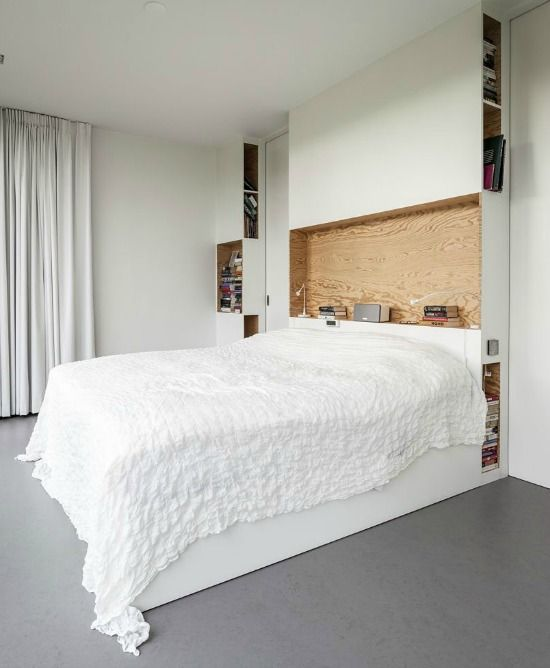 opberg-wand-bed