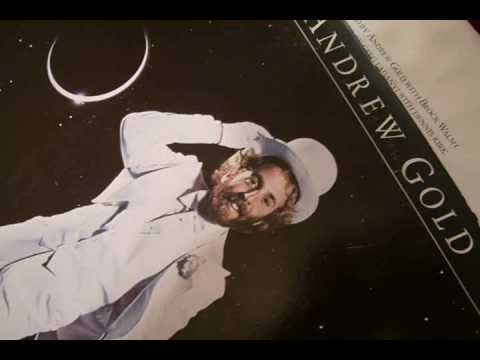 Andrew Gold - Thank You For Being a Friend LP 1978........ To my best friend ;-] Thank You