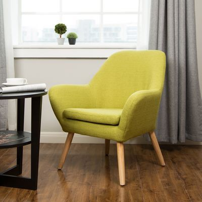 Mid Century Modern Green Accent Chair Green Accent Chair Accent
