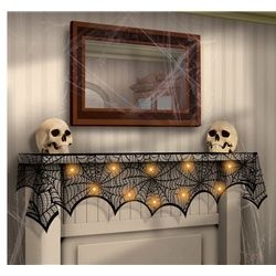 101 best halloween lights decor images on pinterest haunted houses happy halloween and halloween costumes - Lighted Halloween Decorations