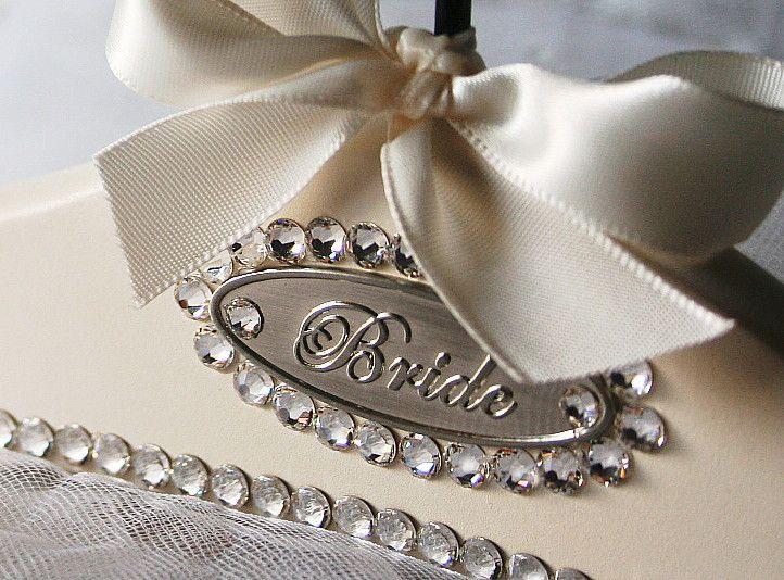 22 best Bridal Hangers, Wedding Hangers, Bridal Gown Hangers ...