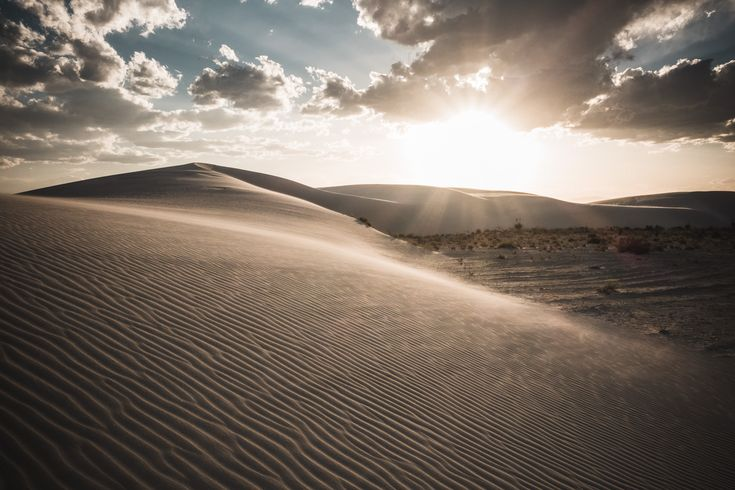 White Sands National Monument, New Mexico -- North to South's Favorite Places