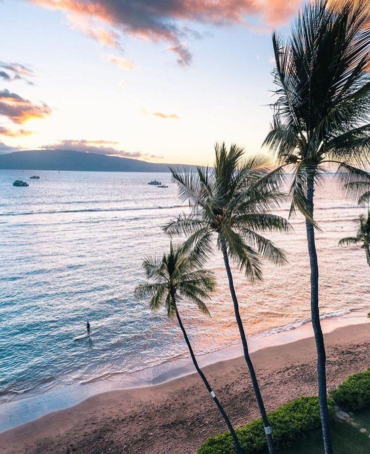 Hawaii (@visit.hawaii) on Instagram: Lahaina, Hawaii #VisitHawaii
