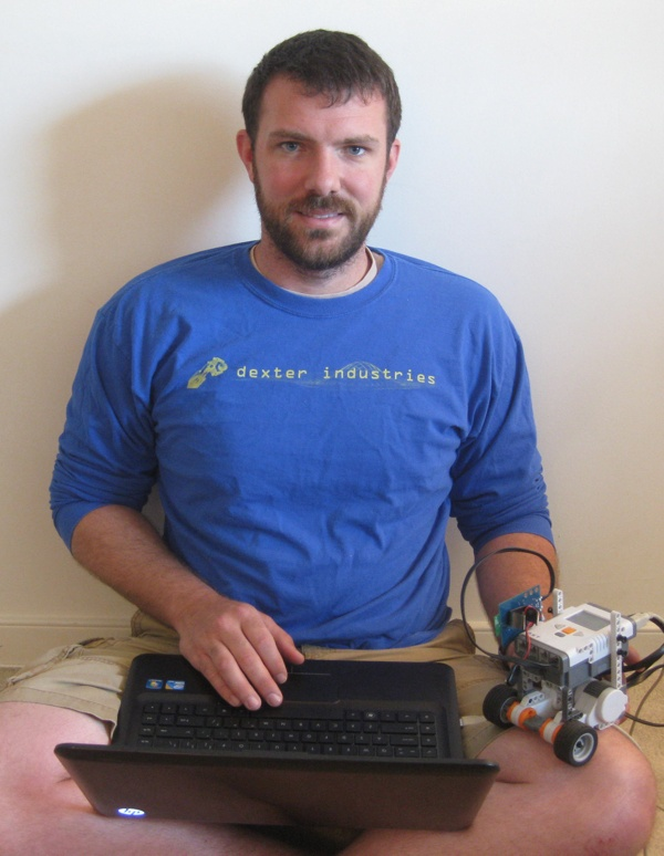 Interview with John Cole of Dexter Industries