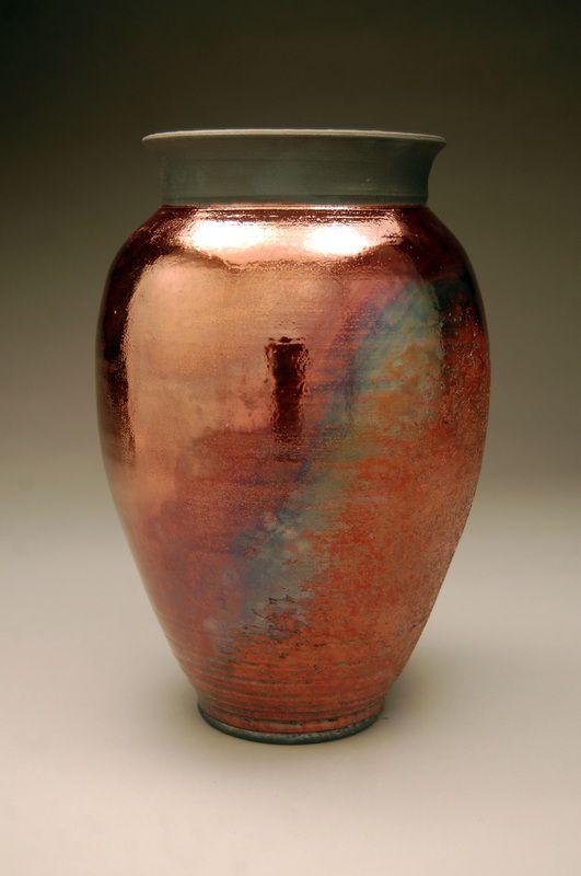 Ryan Peters Raku Pottery