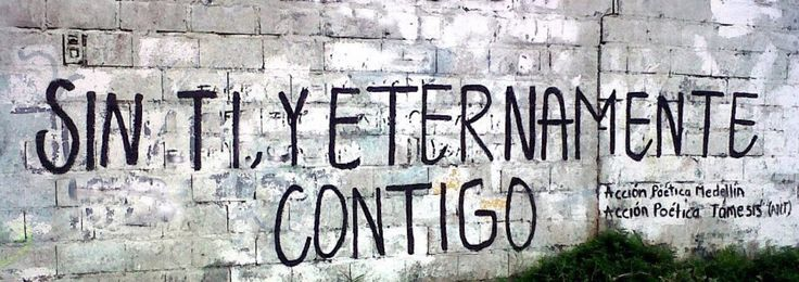 #poesia #calle