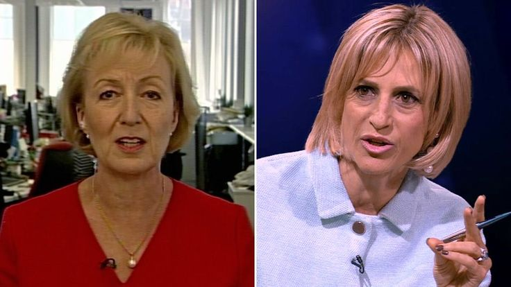 Broadcasters should be more patriotic when reporting on Brexit - Tory MP Andrea Leadsom     Patriotism is the last refuge of a scoundrel - Samuel Johnson