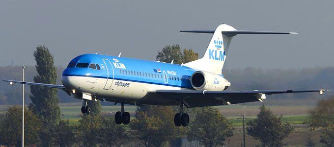 Schottland-Verbindungen mit KLM