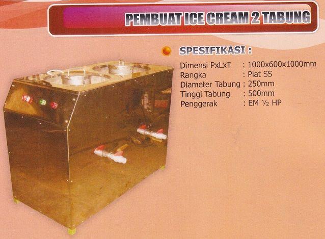 JASA PEMBUATAN MESIN INDUSTRI DAN USAHA KECIL MENENGAH: Mesin Pembuat Ice Cream / Es Krim Murah