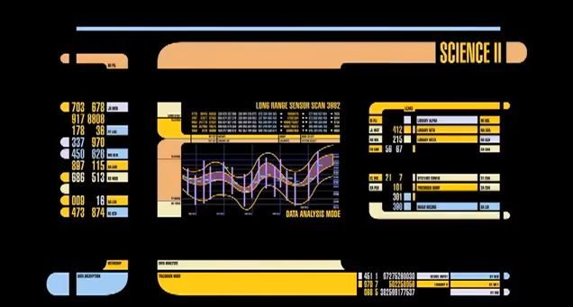 The Star Trek Enterprise Bridge Restoration Project