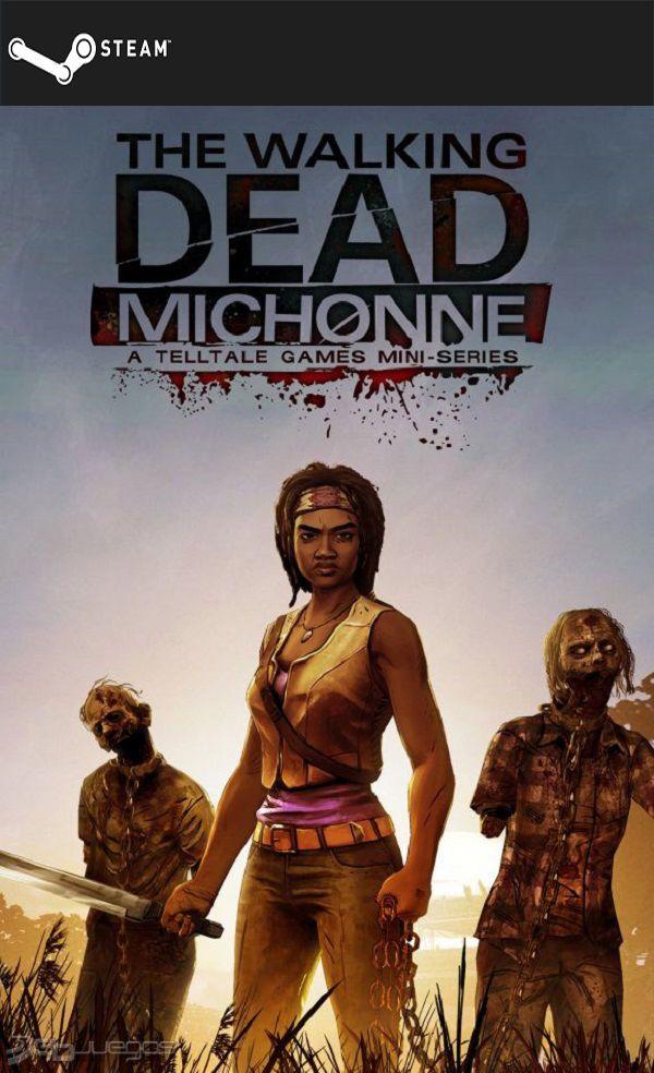 The Walking Dead: Michonne - A Telltale Miniseries (STEAM GIFT) DIGITAL 5,81€