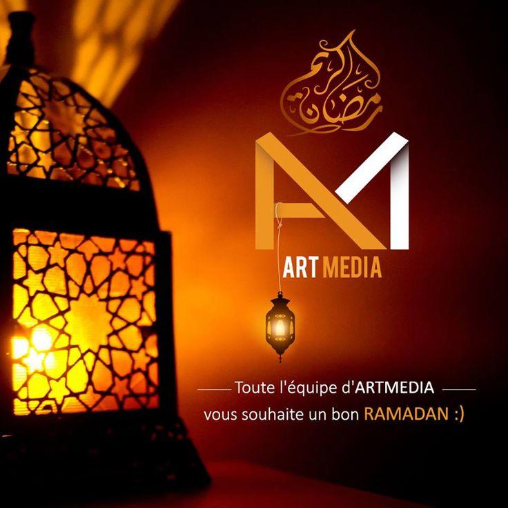 Toute l'équipe d'ARTMEDIA vous souhaite Ramadan moubarak said !