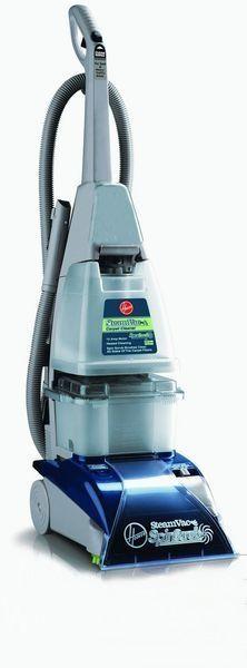 Hoover Steam Vac Carpet Cleaner Spinscrub F59149RM