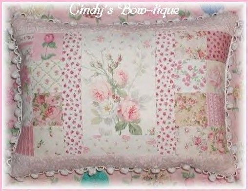 Hey, I found this really awesome Etsy listing at http://www.etsy.com/listing/12724089/pink-sage-pillow-cottage-shabby-roses