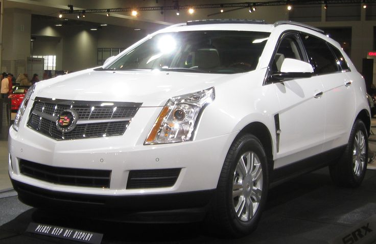 2012 Cadillac SRX, love this car! I wish I could win it!!!!