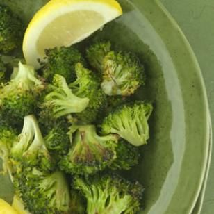 Roasted Broccoli with Lemon Recipe | Eating Well