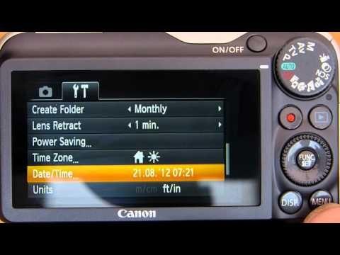 Understanding Canon Powershot HS cameras: Part 1 Using Intelligent Auto Mode - YouTube