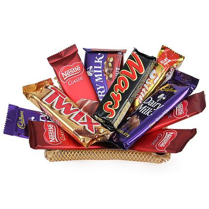 Send #Chocolates To Chennai, FNP offering free shipping and home delivery across India. http://bit.ly/1wYTCqI