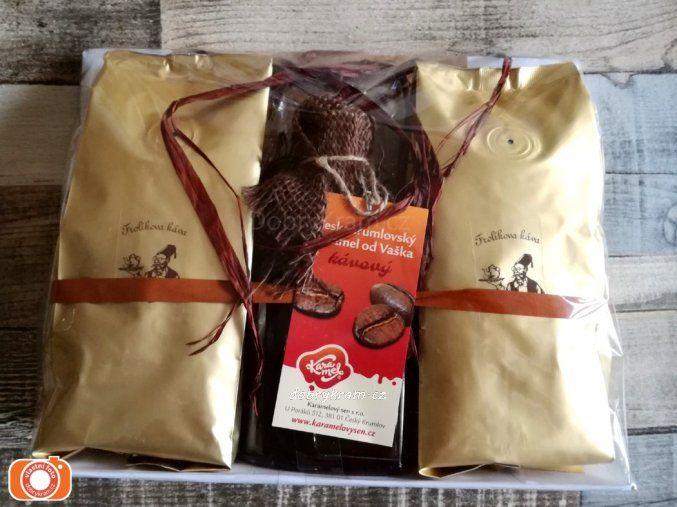 Dárkový balíček pro kávové nadšence