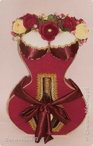 Куклы Поделка изделие Свит-дизайн Бумагопластика Шитьё Июнь Бумага гофрированная Бусины Клей Кружево Продукты пищевые фото 11