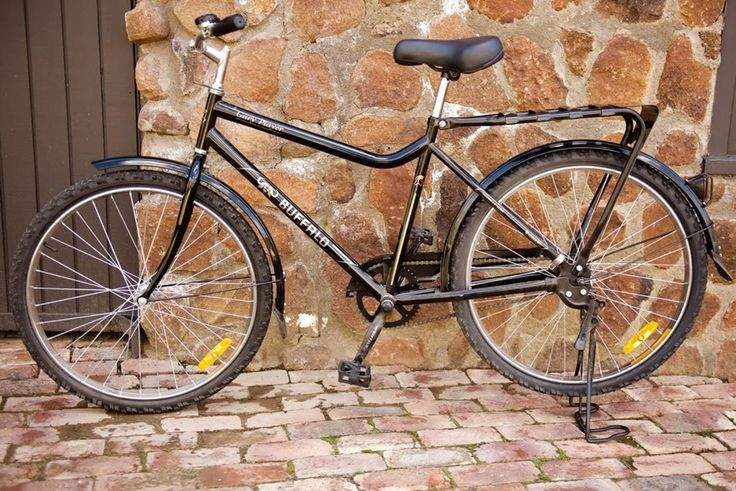 Gary Player Black Knight bicycle