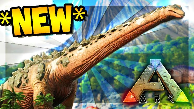 ARK: Survival Evolved Server -  THE BIGGEST DINOSAUR EVER - THE TITANOSA...