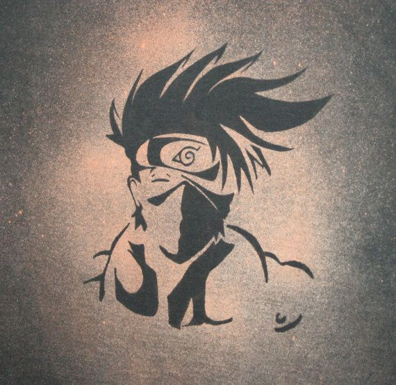 Hey, I found this really awesome Etsy listing at https://www.etsy.com/listing/187566611/kakashi-hatake-custom-made-naruto