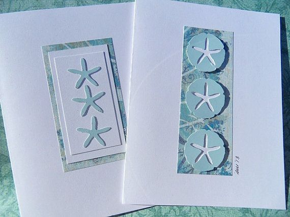 Nautical Greeting Cards  Starfish Greeting Cards  by suziescards, $6.00