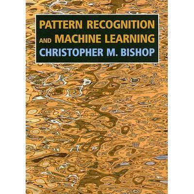 Resultado de imagen de pattern recognition and machine learning