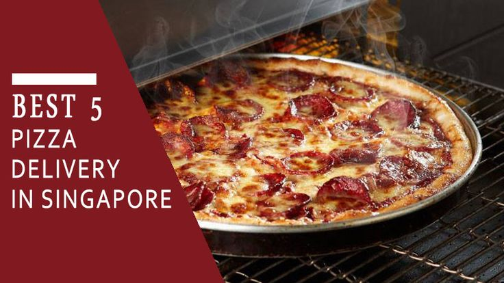 There are plenty of pizza shops in Singapore for online delivery and here is the top 5 pizza delivery options in Singapore.