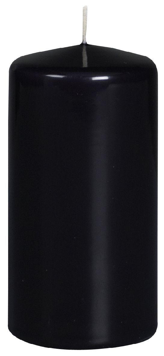 Zwarte Kaarsen, zwarte stompkaarsen, zwarte dinerkaarsen en antraciete kaarsen online kopen | VanKaarstotServet