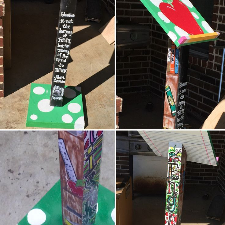 A personal favorite from my Etsy shop https://www.etsy.com/listing/504840647/custom-made-teacher-podiums