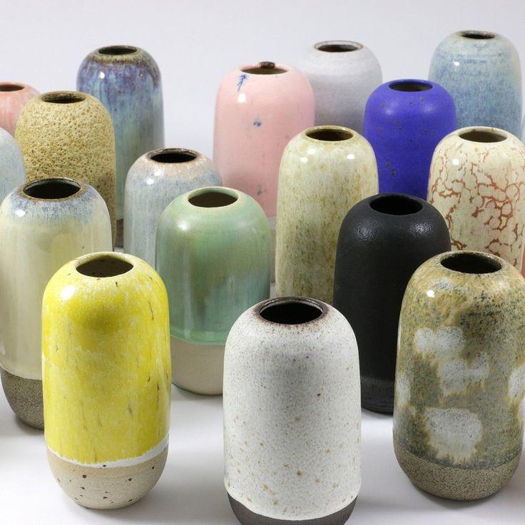 Yuki vase haut