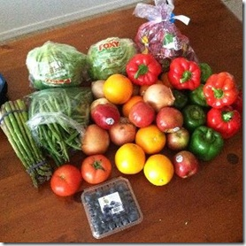 15 Best Images About Bountiful Baskets On Pinterest