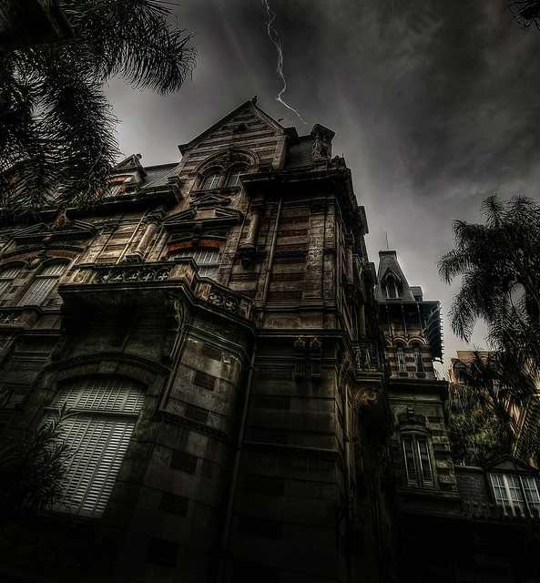 83 Best Images About Graveyards, Creepy Castles On