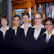 Murdoch University's successful Jessup Moot team